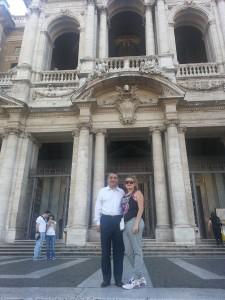 Le coeur de Rome