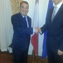 Ministère Europe à Malte