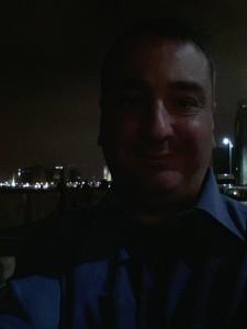 Tel Aviv  by night, sortie de chez Guysen TV