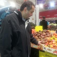 Les produits méditerranéens