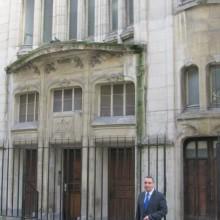 Synagogue d'enfance