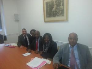 La FTPE au ministère des Outre-Mer