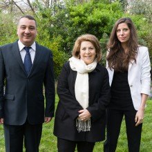 EUROPE POPULAIRE soutient Corinne Lepage