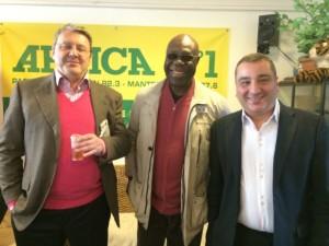 Cyril CASTRO & Manu Di BONGO