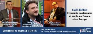 Débats réguliers sur l'Euro, l'Europe, La diplomatie et la Fiscalité avec Cyril CASTRO